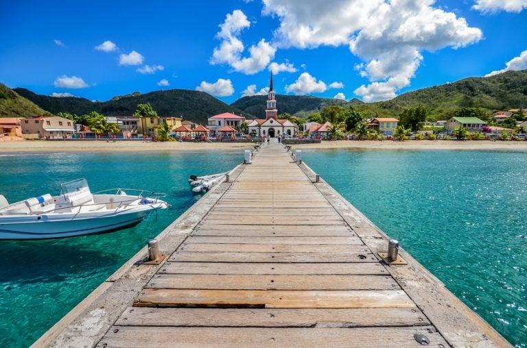 La isla de Martinica, viajamos a un lugar idílico