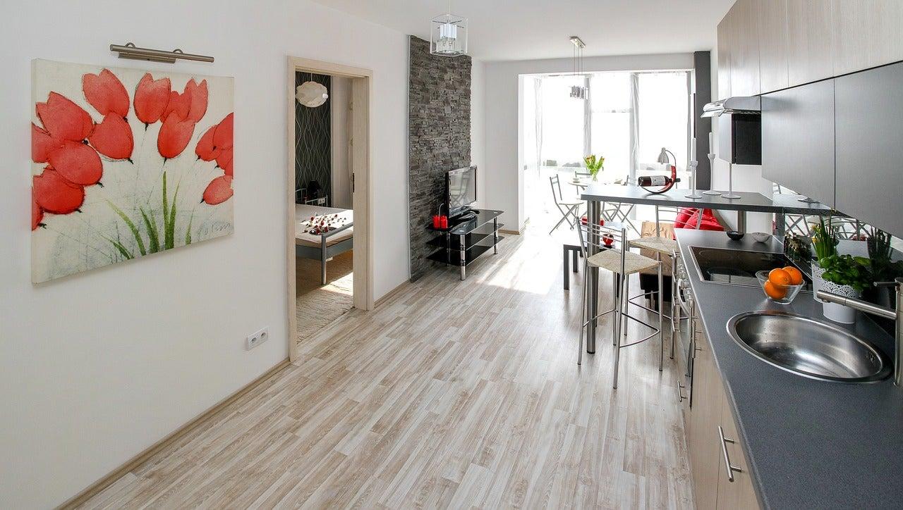 Apartamento para intercambios de casas