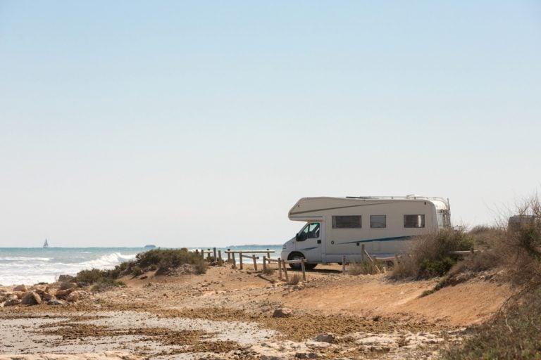 Rutas en caravana por el sur de España para disfrutar en familia
