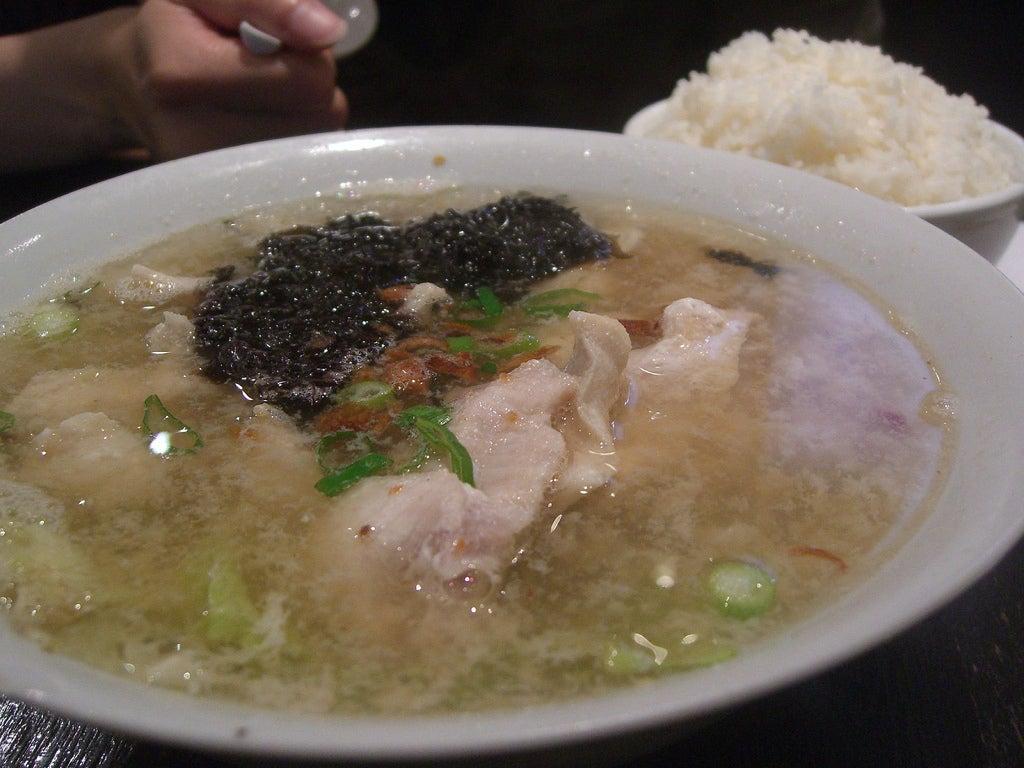 Ban Mian en la gastronomía china