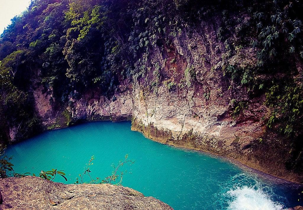 Bassin Bleu en Haití