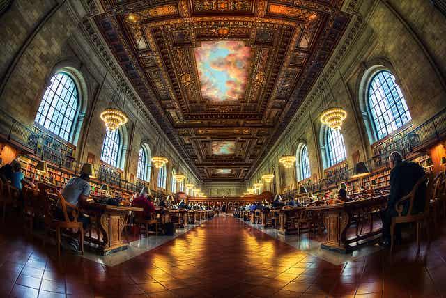 4 bibliotecas y librerías que te encantará visitar