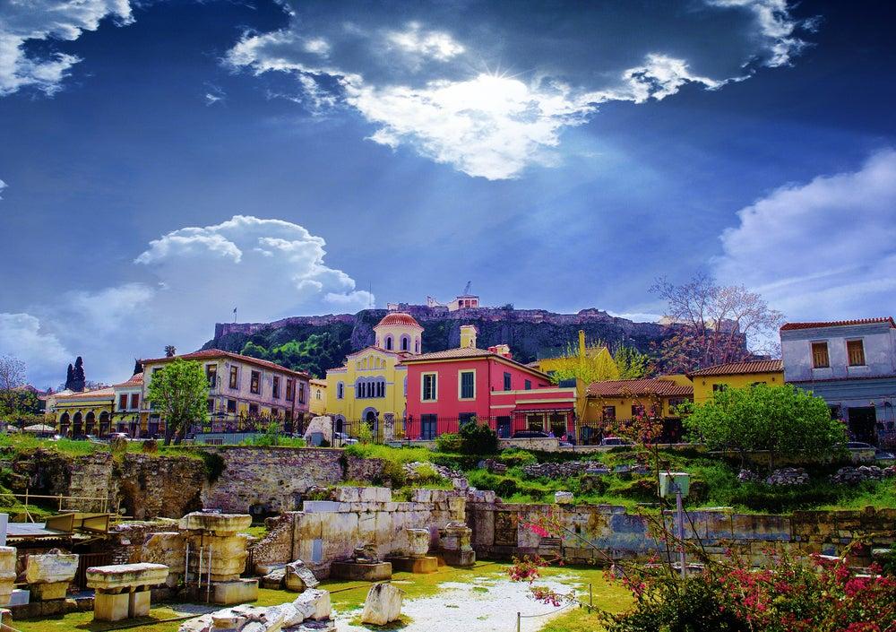 Disfrutar de Atenas: su ambiente, su historia y su gastronomía