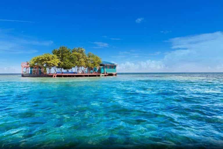 Bird Island: una isla privada en el paraíso