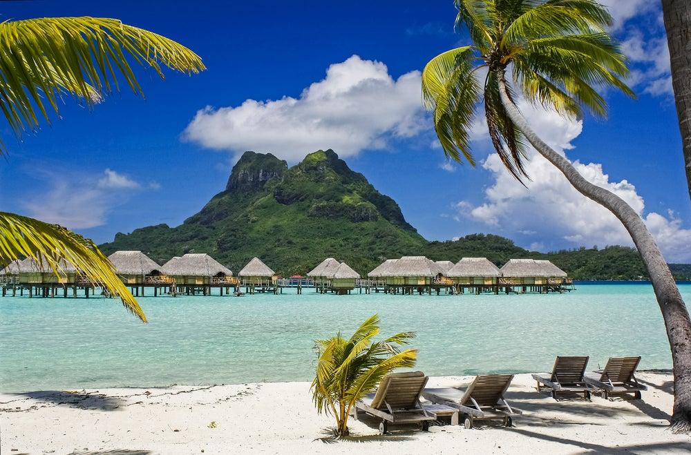 Bora Bora, una de las islas más hermosas del mundo