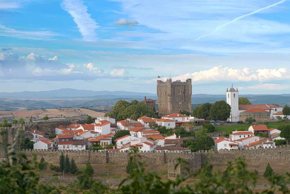 Bragança en Portugal