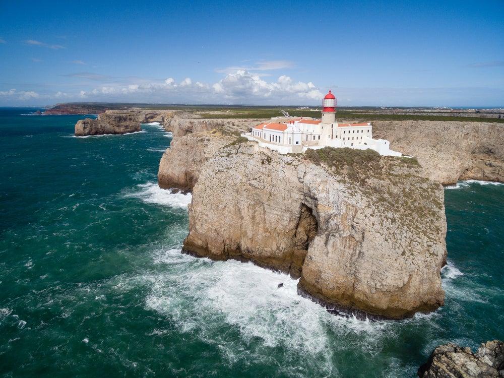 Cabod e San Vicente en Portugal