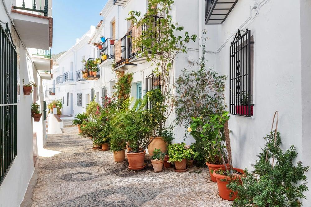 Calle de Frigiliana