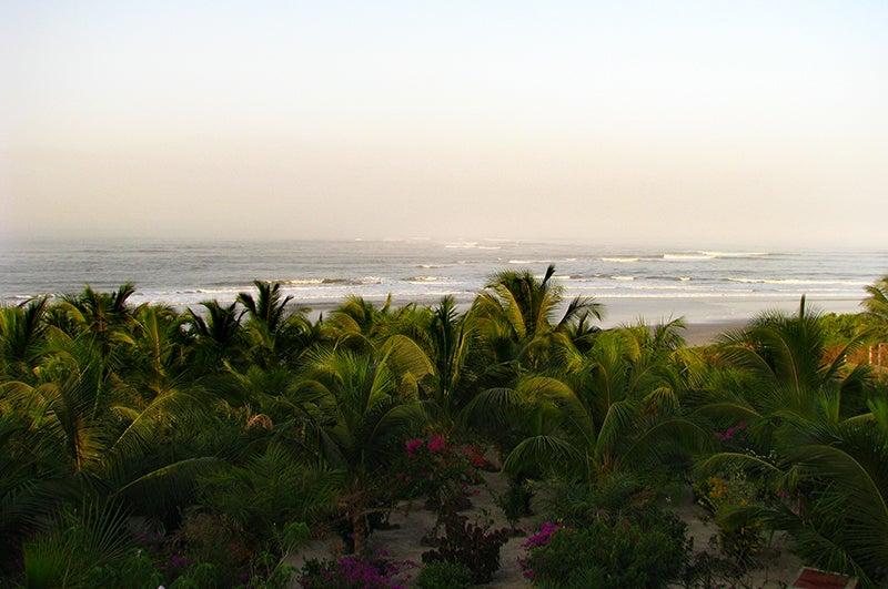 Cap Skirring en Senegal