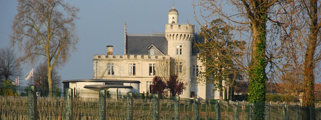 Castillo del Pape Clement en Burdeos