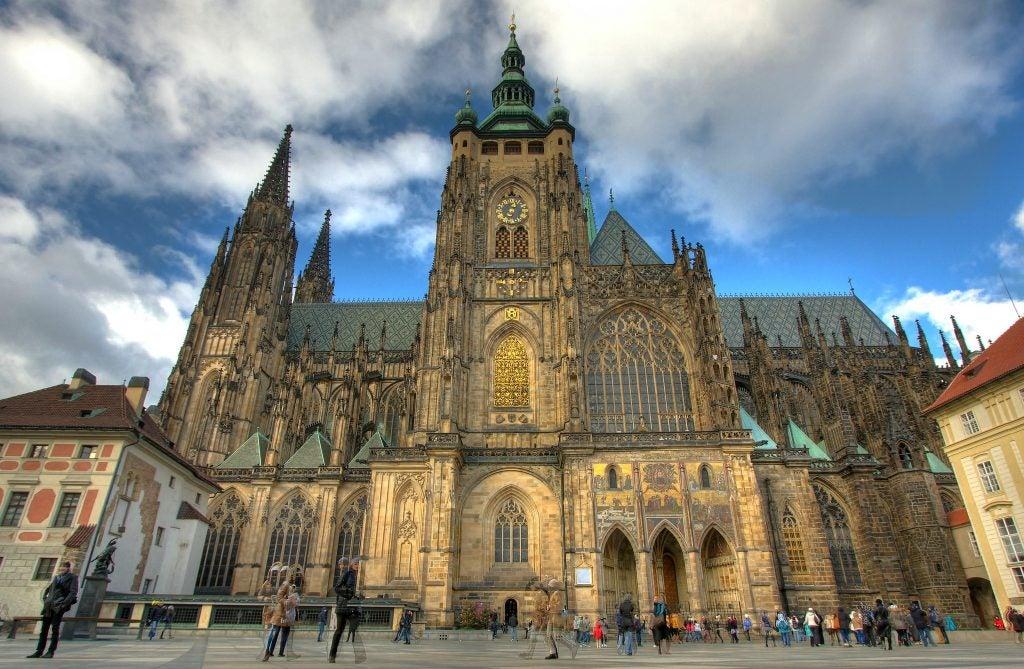 Los tesoros de la catedral de San Vito de Praga