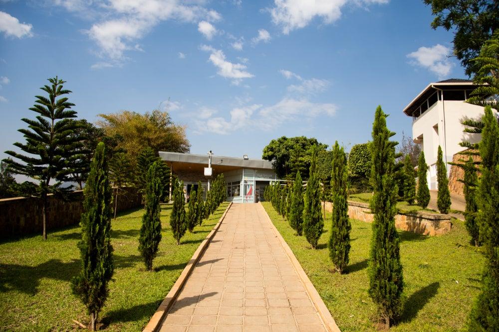 Centro en Memoria del Genocidio en Kigali