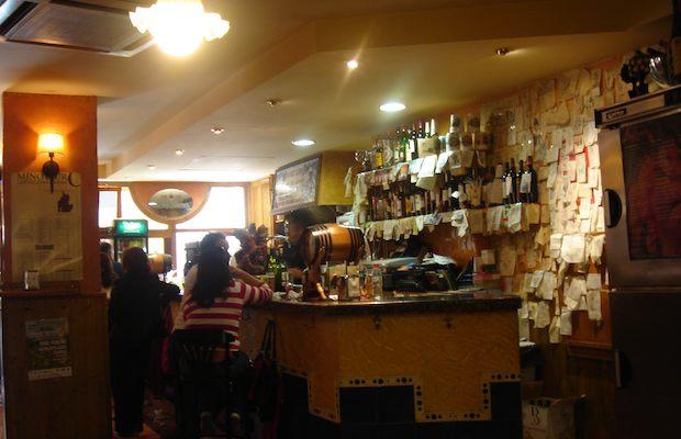 Bar Minotauro Granada