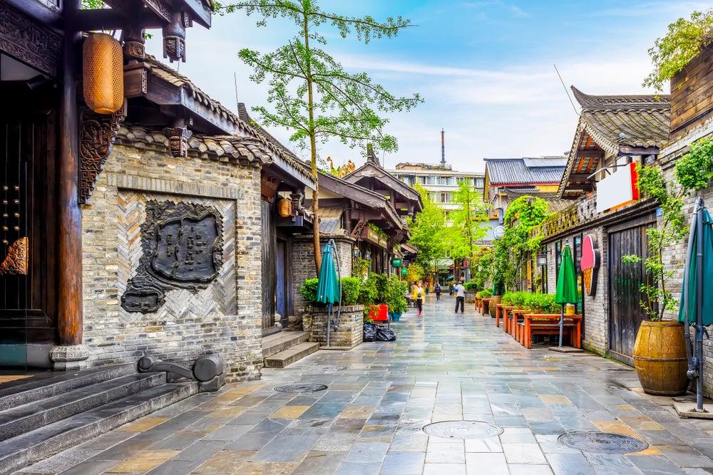 Chengdu en Sichuan