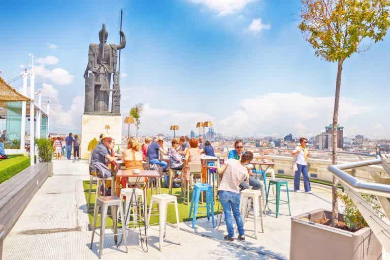Los mejores rooftops de Madrid, azoteas para disfrutar al fresco