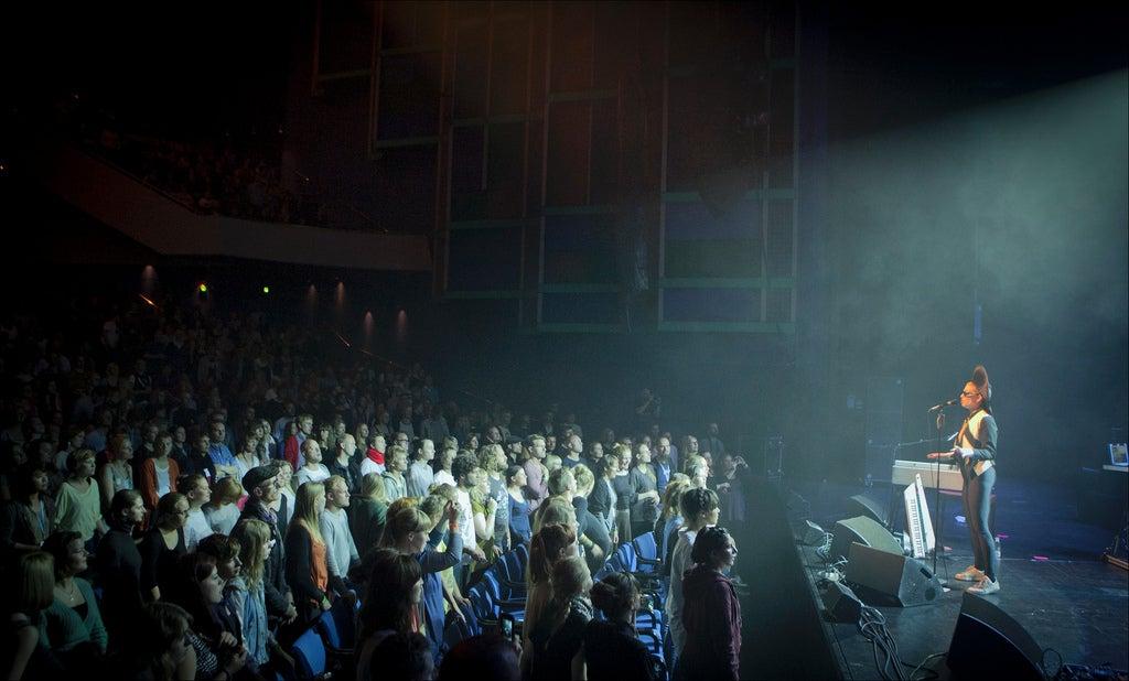 Concierto en Aarhus