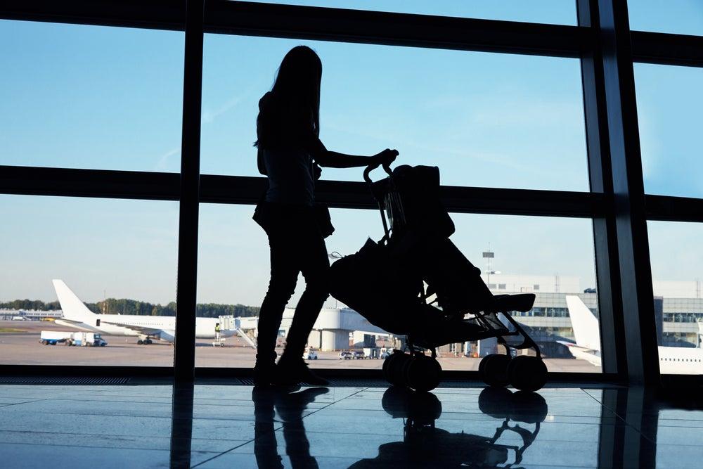 Cosas que necesitas para viajar con tu bebé
