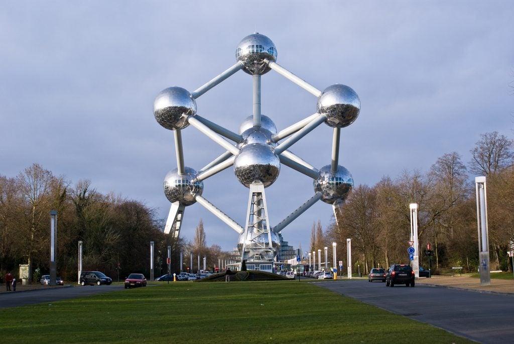 9 curiosidades del Atomium de Bruselas