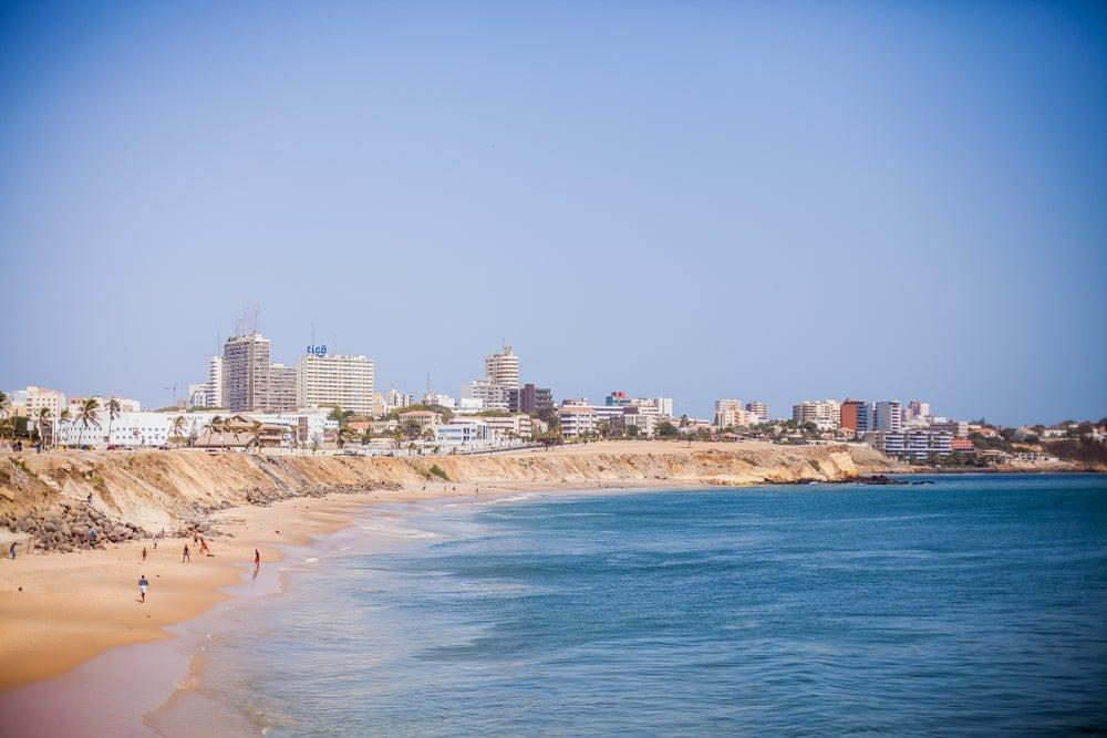 Dakar en Senegal