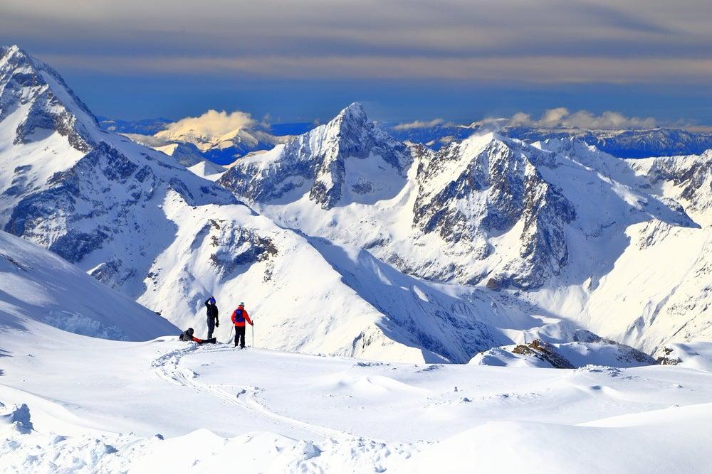 Les Deux Alpes en Francia