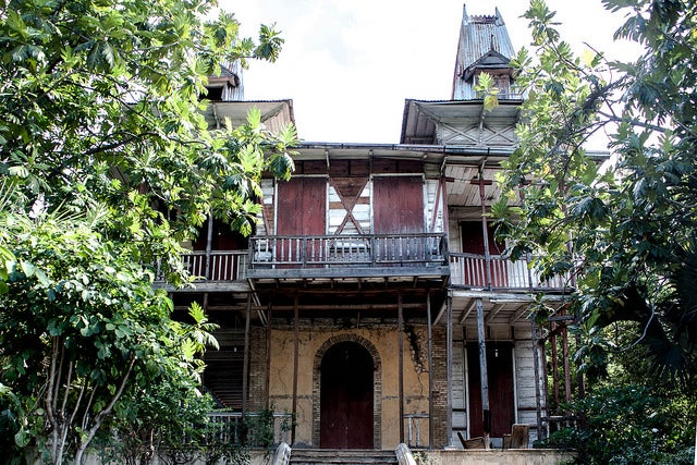 Casas Gingerbread en Haití