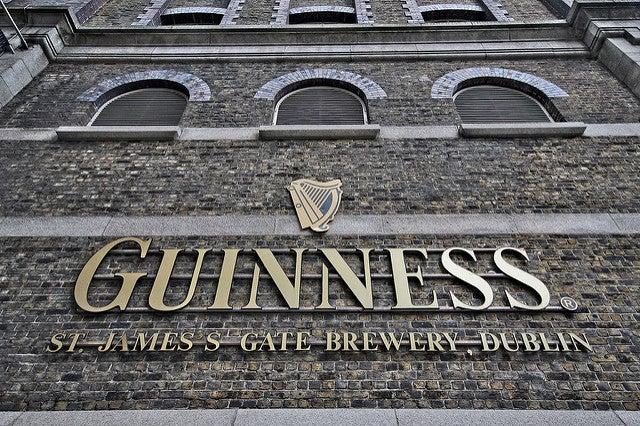 Guinness Store House en Dublín