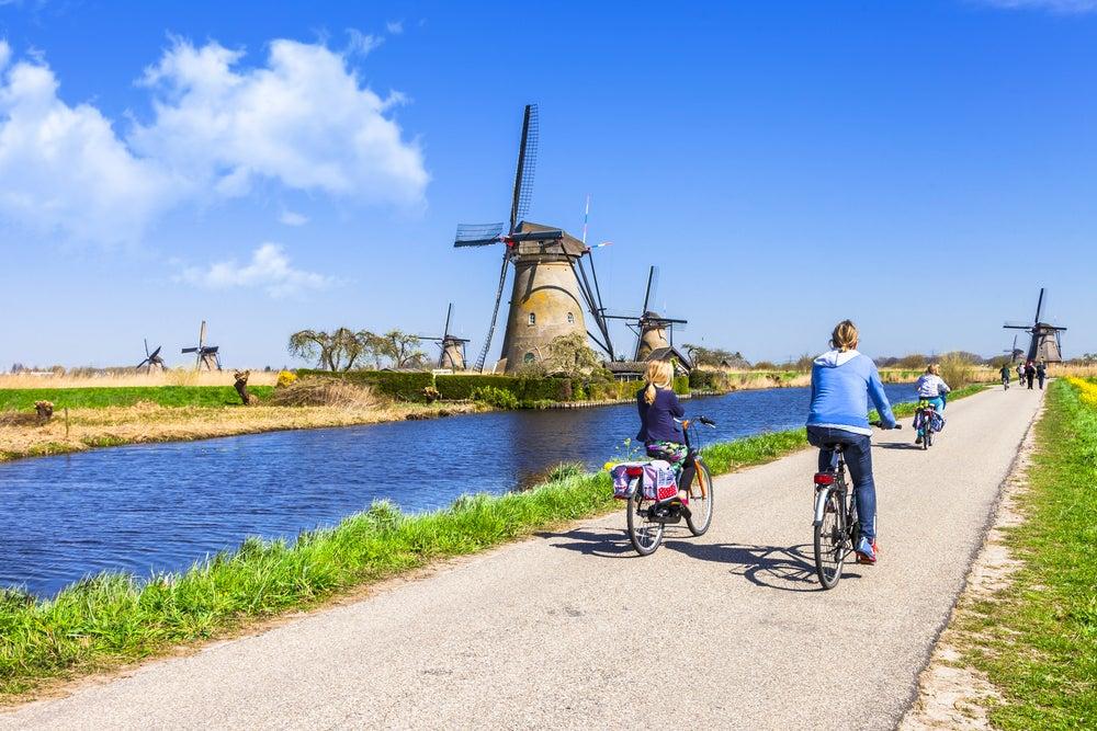 Personas en Holanda