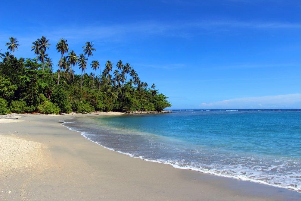Honiara en las islas Salomón