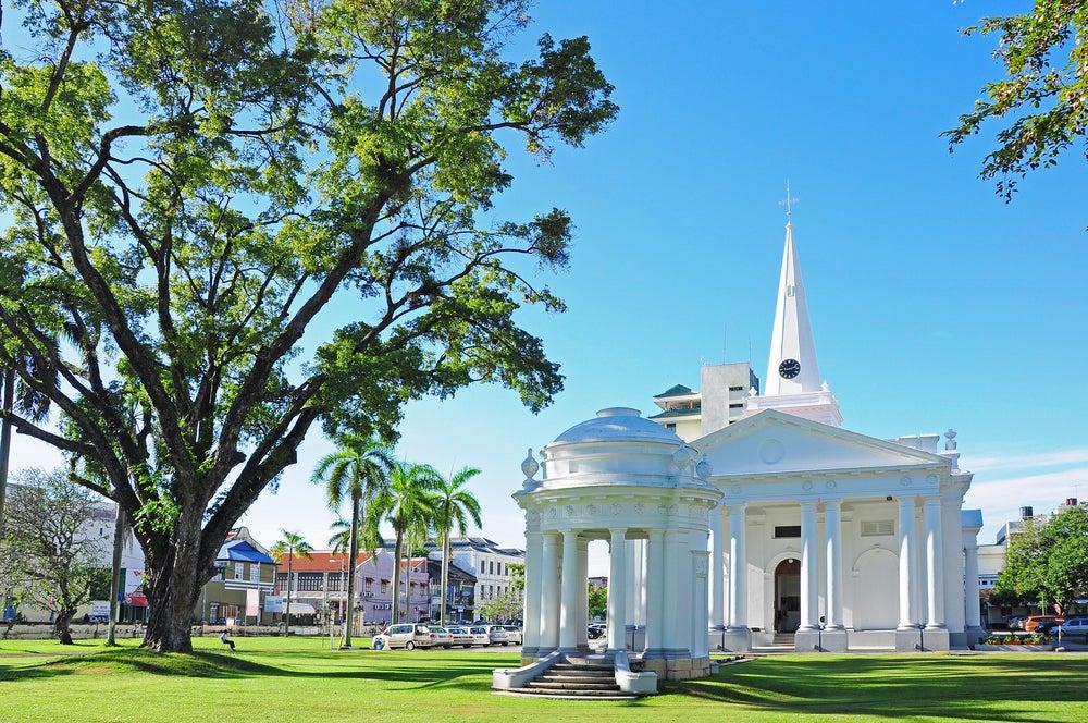 Iglesia de St. George de Penang