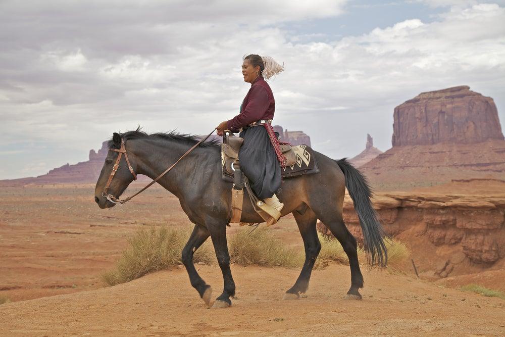 Indio navajo