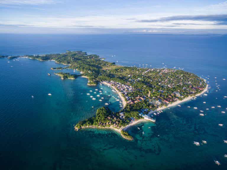 La isla de Malapascua en Filipinas, un pequeño edén