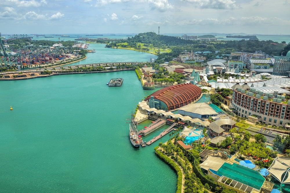 Isla Sentosa, diversión en estado puro en Singapur