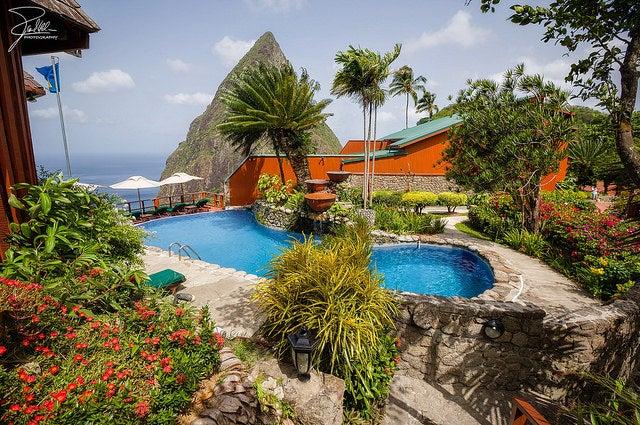 Ladera Resort en Santa Lucía