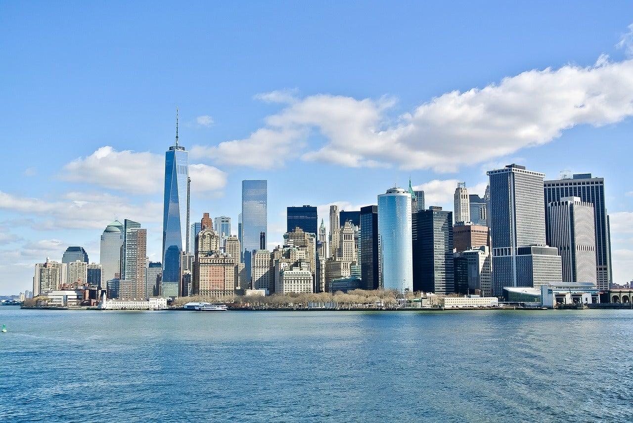 Nueva York, vista de la ciudad