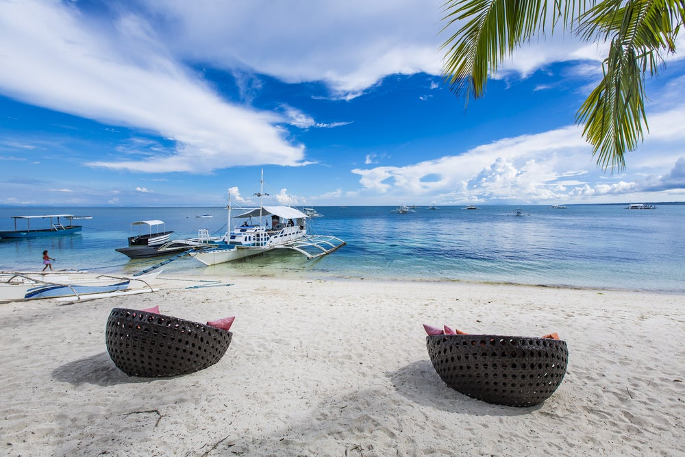 Playa en Malapascua