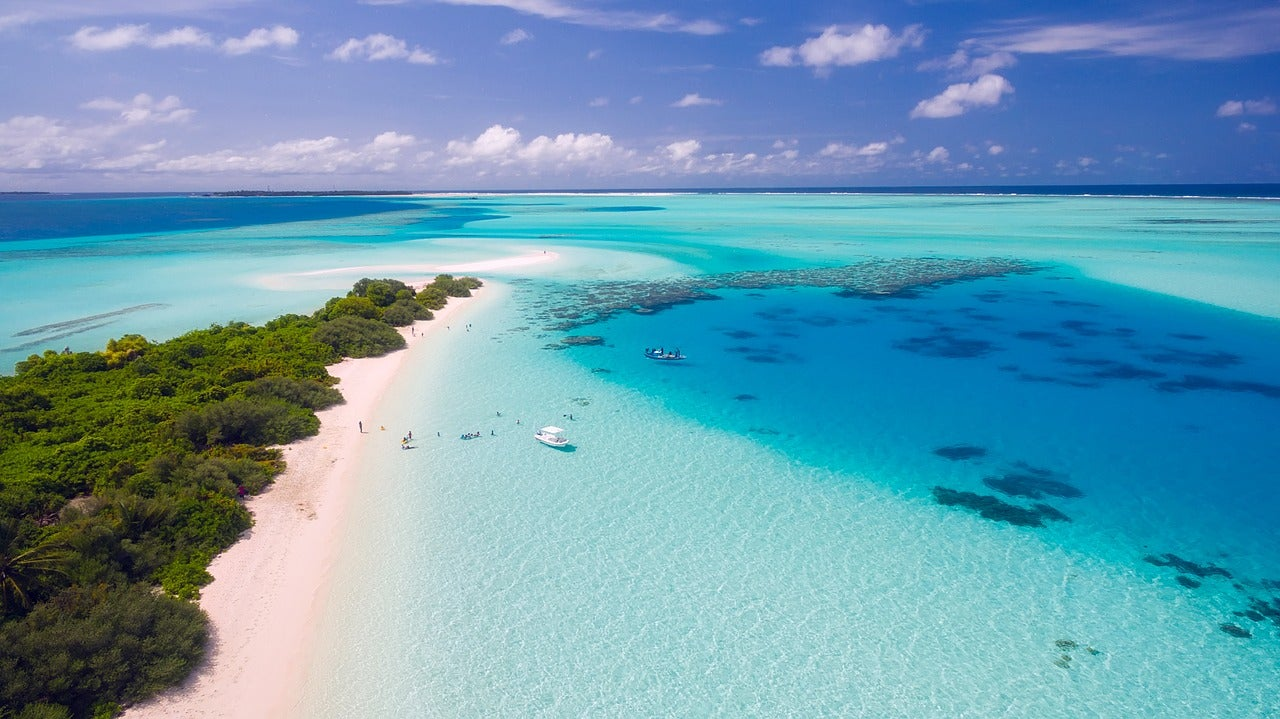 Maldivas, islas par pasar el verano