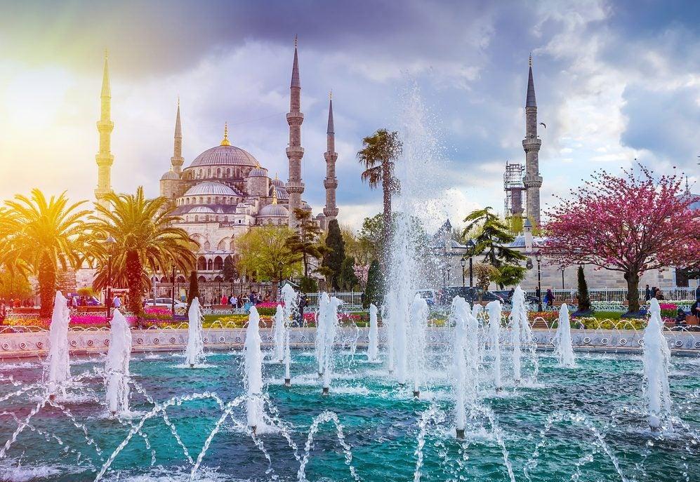 Estambul, vista de la ciudad