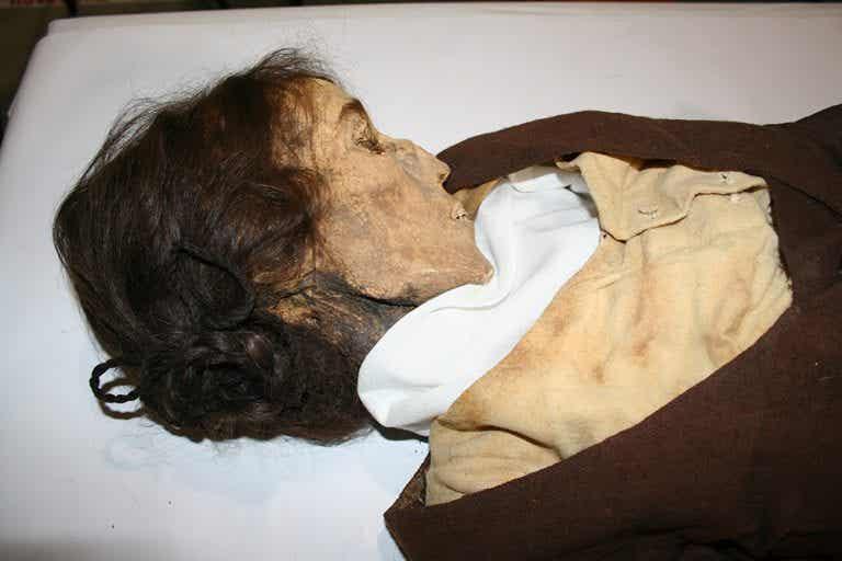 Las momias de Quinto, el primer museo de momias de España