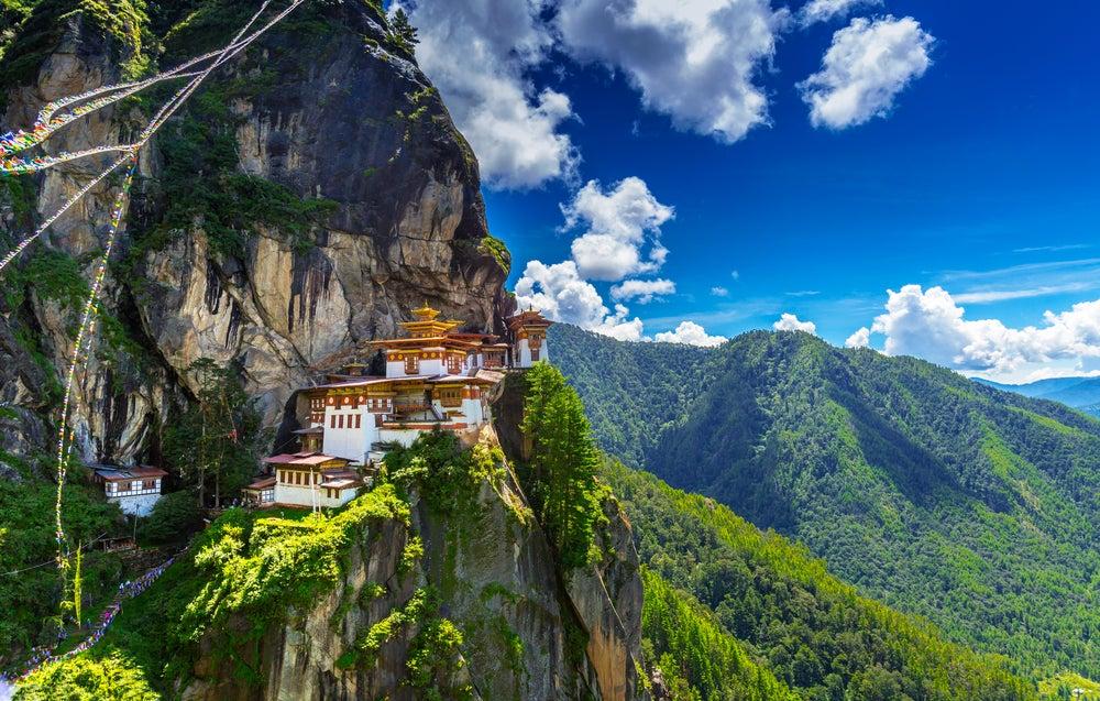 Conoce Bután, el país más amigable con el medio ambiente