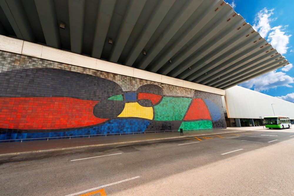 Mural de Miró