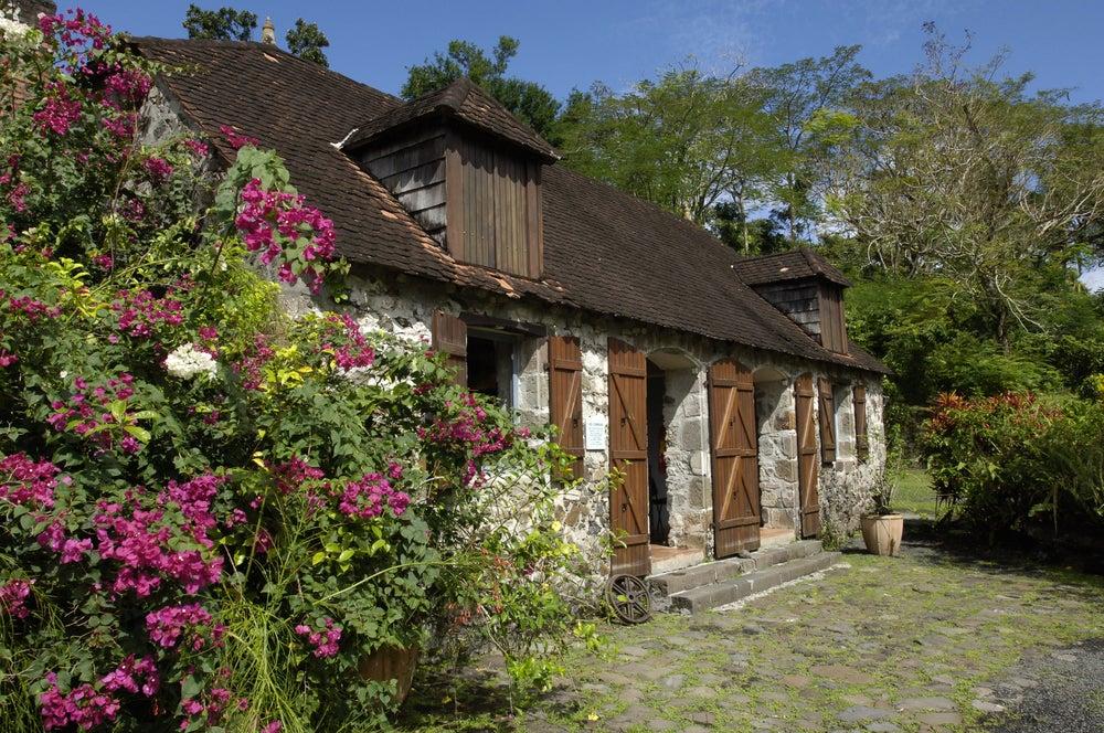 Musee de la Pagerie en Martinica