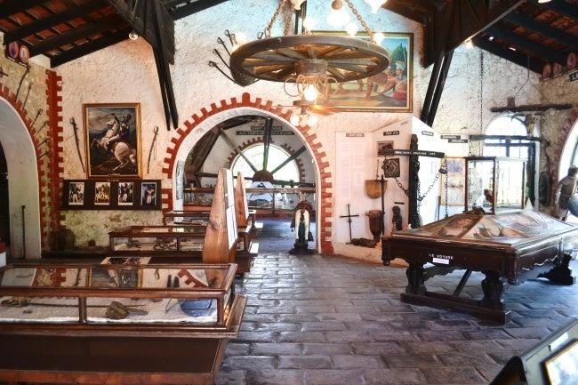 Museo Orgier Fombrun en Haití