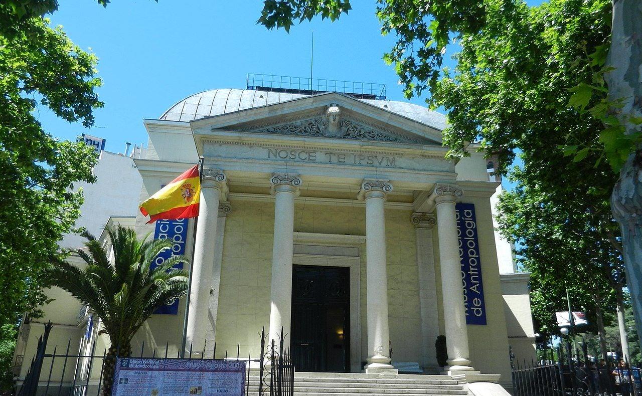 Visitamos el Museo Nacional de Antropología de Madrid