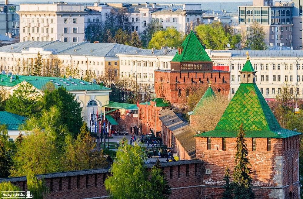 Nizhni Novgorod sede del Mundial 2018