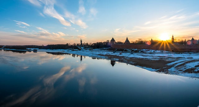 Vista de Novgorod
