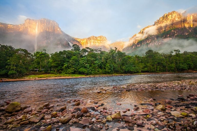 Los paisajes venezolanos y su extraordinaria belleza