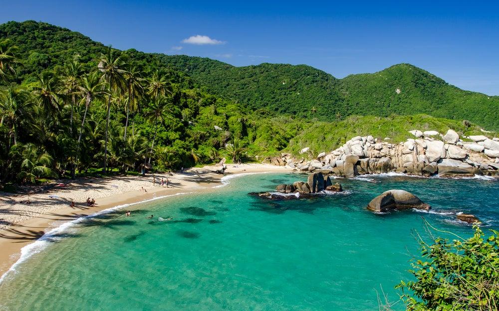 Parque Natural Tayrona: cultura, mar y naturaleza en Colombia