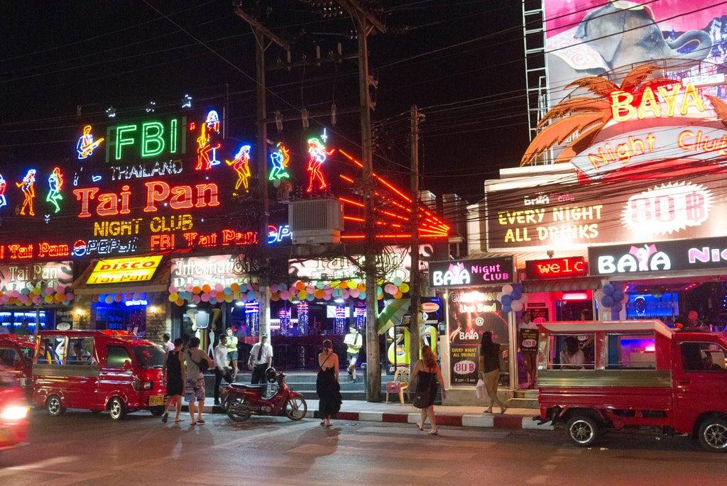 Patong en Phuket