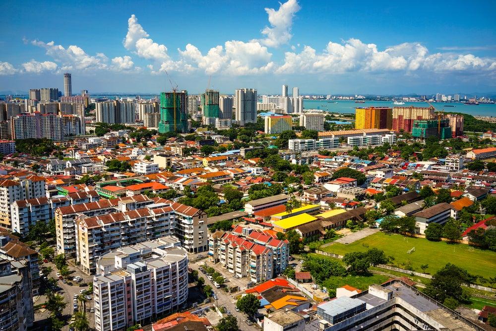 Vista de Penang