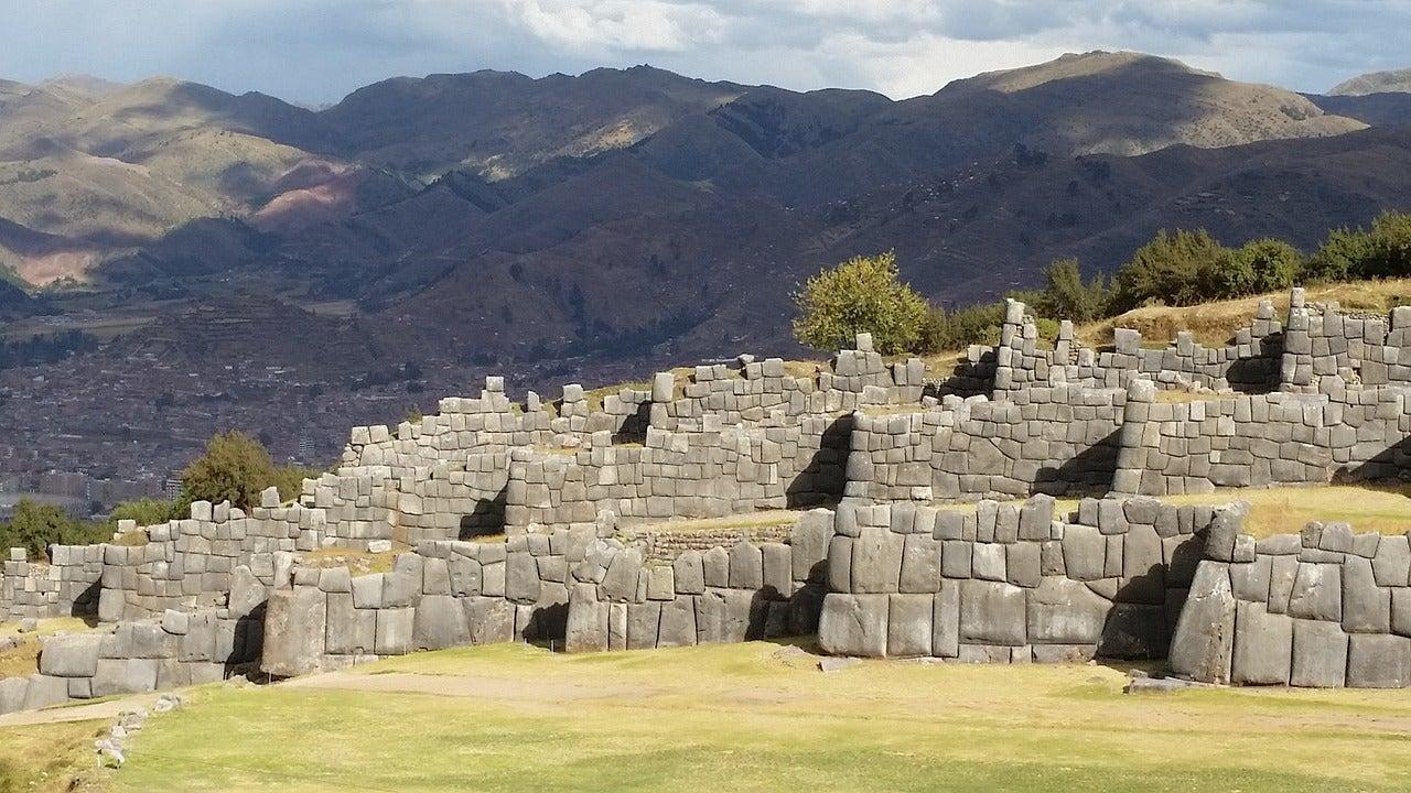 Sacsahuaman, ciudad inca en Perú